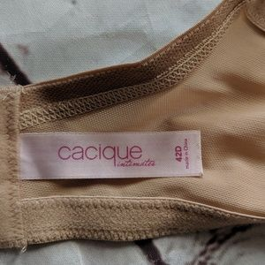 Cacique Intimates & Sleepwear - Cacique Full Coverage Lace Bra Size 42D
